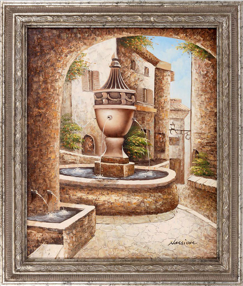 Item# AP2024C2 - Neighborhood Fountain